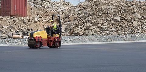 Ocean personal paving asphalt