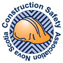 Construction Safety Association Nova Scotia Logo