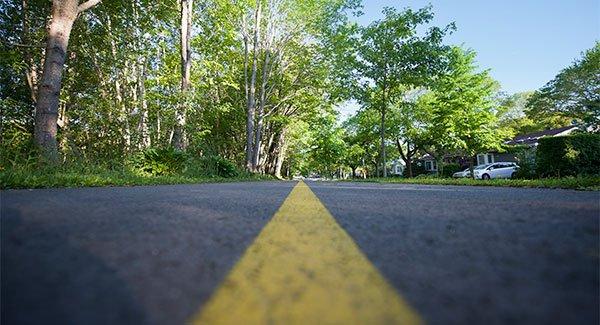 Halifax urban greenway multi-use trail
